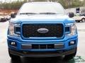 Ford F150 STX SuperCab 4x4 Velocity Blue photo #8