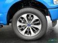 Ford F150 STX SuperCab 4x4 Velocity Blue photo #9