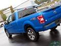 Ford F150 STX SuperCab 4x4 Velocity Blue photo #33