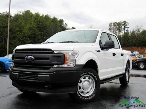Oxford White 2020 Ford F150 XL SuperCrew 4x4