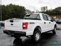 Ford F150 XL SuperCrew 4x4 Oxford White photo #5