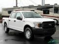 Ford F150 XL SuperCrew 4x4 Oxford White photo #7