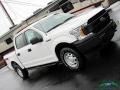 Ford F150 XL SuperCrew 4x4 Oxford White photo #28