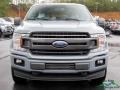 Ford F150 XLT SuperCrew 4x4 Abyss Gray photo #4