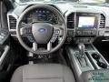 Ford F150 XLT SuperCrew 4x4 Abyss Gray photo #14