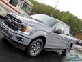 Ford F150 XLT SuperCrew 4x4 Abyss Gray photo #28