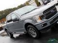 Ford F150 XLT SuperCrew 4x4 Abyss Gray photo #29