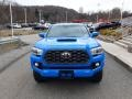 Toyota Tacoma TRD Sport Double Cab 4x4 Voodoo Blue photo #40