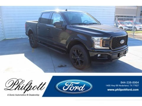 Agate Black 2020 Ford F150 STX SuperCrew 4x4