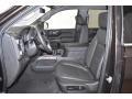 GMC Sierra 1500 SLT Crew Cab 4WD Deep Mahogany Metallic photo #6