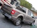 Ford F150 XLT SuperCrew 4x4 Stone Gray photo #29