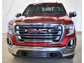 GMC Sierra 1500 SLT Crew Cab 4WD Red Quartz Tintcoat photo #4