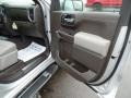 Chevrolet Silverado 1500 LT Crew Cab 4x4 Silver Ice Metallic photo #41