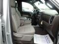 Chevrolet Silverado 1500 LT Crew Cab 4x4 Silver Ice Metallic photo #42