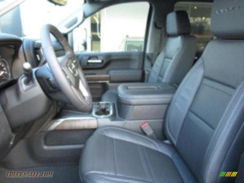 2020 Sierra 2500HD Denali Crew Cab 4WD - Onyx Black / Jet Black photo #23