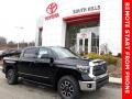 Toyota Tundra TRD Off Road CrewMax 4x4 Midnight Black Metallic photo #1