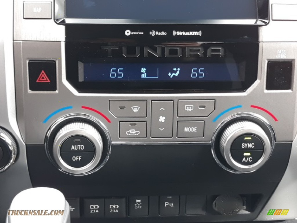 2020 Tundra TRD Off Road CrewMax 4x4 - Midnight Black Metallic / Graphite photo #14