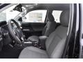 Toyota Tacoma SR5 Double Cab 4x4 Midnight Black Metallic photo #6