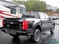 Ford Ranger Lariat SuperCrew 4x4 Shadow Black photo #5