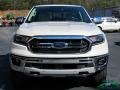 Ford Ranger Lariat SuperCrew 4x4 White Platinum photo #8