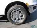 Ford Ranger Lariat SuperCrew 4x4 White Platinum photo #9