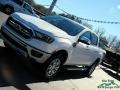 Ford Ranger Lariat SuperCrew 4x4 White Platinum photo #29