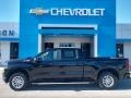 Chevrolet Silverado 1500 RST Crew Cab 4x4 Black photo #1
