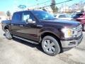 Ford F150 XLT SuperCrew 4x4 Magma Red photo #7