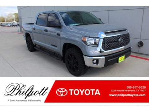 Cement 2020 Toyota Tundra TSS Off Road CrewMax