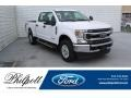 Ford F250 Super Duty STX Crew Cab 4x4 Oxford White photo #1