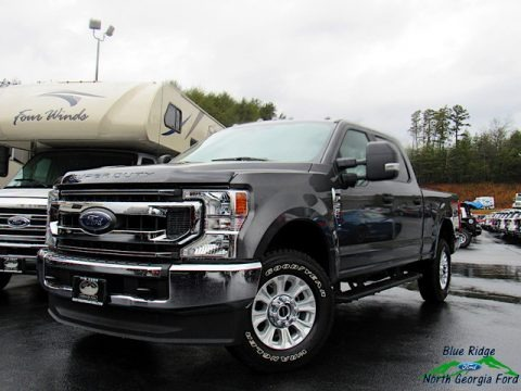 Magnetic 2020 Ford F250 Super Duty STX Crew Cab 4x4