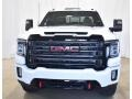 GMC Sierra 2500HD AT4 Crew Cab 4WD Summit White photo #12