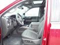 GMC Sierra 1500 SLT Crew Cab 4WD Red Quartz Tintcoat photo #14