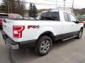 Ford F150 XLT SuperCab 4x4 Oxford White photo #5