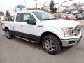 Ford F150 XLT SuperCab 4x4 Oxford White photo #7