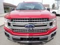 Ford F150 XLT SuperCrew 4x4 Rapid Red photo #8