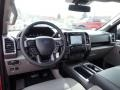 Ford F150 XLT SuperCrew 4x4 Rapid Red photo #12