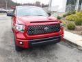 Toyota Tundra SX Double Cab 4x4 Barcelona Red Metallic photo #26