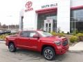 Toyota Tundra TRD Sport CrewMax 4x4 Barcelona Red Metallic photo #1