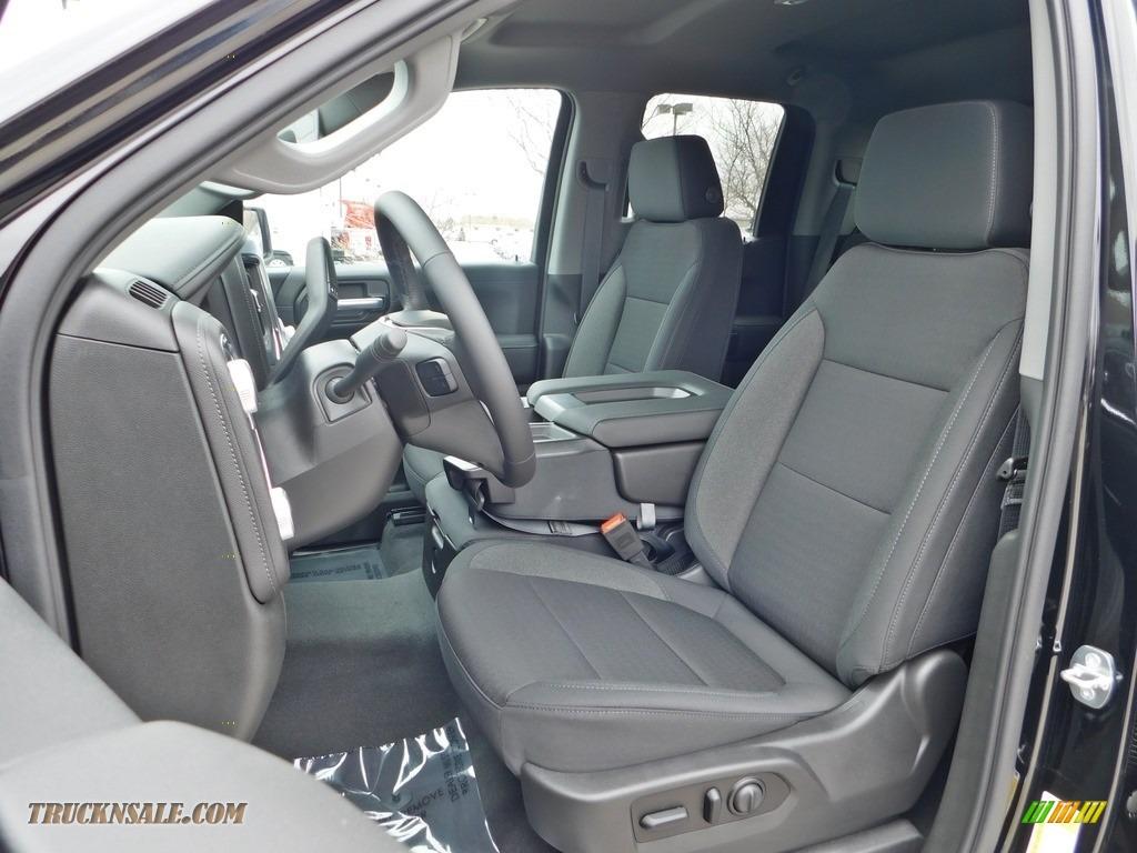 2020 Sierra 1500 SLE Double Cab 4WD - Onyx Black / Jet Black photo #2