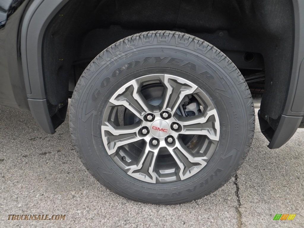 2020 Sierra 1500 SLE Double Cab 4WD - Onyx Black / Jet Black photo #10