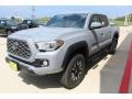 Toyota Tacoma TRD Off Road Double Cab 4x4 Cement photo #4