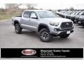 Toyota Tacoma TRD Off Road Double Cab 4x4 Silver Sky Metallic photo #1