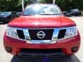 Nissan Frontier SV Crew Cab 4x4 Cayenne Red photo #9