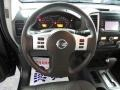 Nissan Frontier SV King Cab 4x4 Magnetic Black photo #25