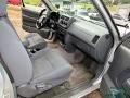 Nissan Frontier XE King Cab Silver Ice Metallic photo #7