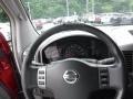 Nissan Titan SE Crew Cab 4x4 Red Alert photo #6
