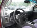 Nissan Titan SE Crew Cab 4x4 Red Alert photo #22
