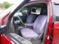 Nissan Titan SE Crew Cab 4x4 Red Alert photo #23