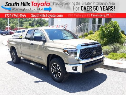 Quicksand 2020 Toyota Tundra TRD Off Road Double Cab 4x4